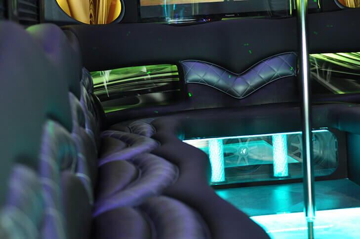 Kansas City Party Bus